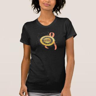 Uterine Cancer Warrior 23 T-shirts