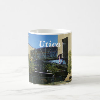 Utica, New York Funny Photo Coffee Mug