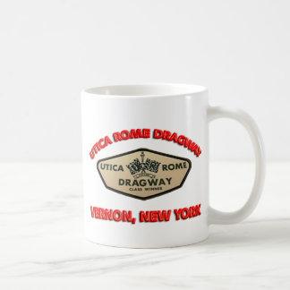 Utica Rome Dragway Coffee Mug