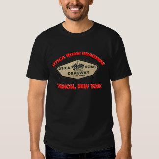 Utica Rome Dragway T-shirts