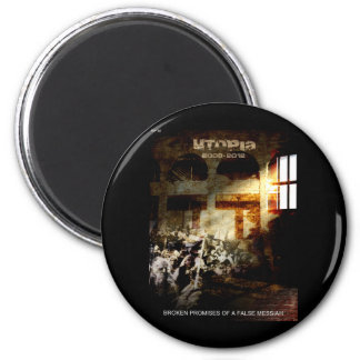 Utopia 6 Cm Round Magnet