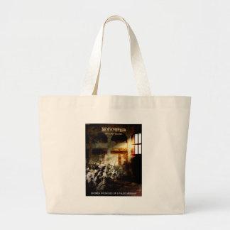 Utopia Jumbo Tote Bag