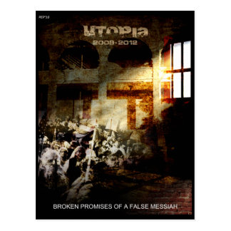 Utopia Postcard