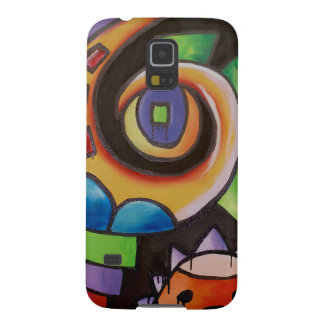Utopia Street Art Galaxy S5 Covers