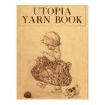 Utopia Yarn Book Post Card