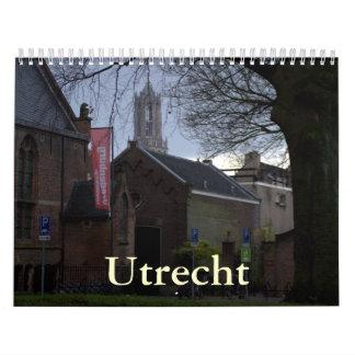Utrecht Calendars