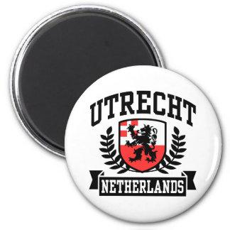 Utrecht 6 Cm Round Magnet