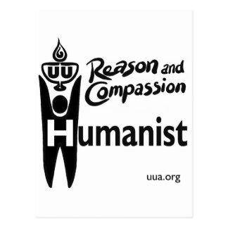 UU Humanist Postcard