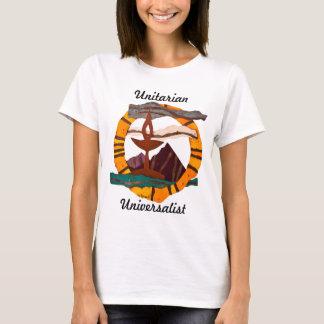 UUSS chalice, Unitarian Universalist, UU, t-shirt