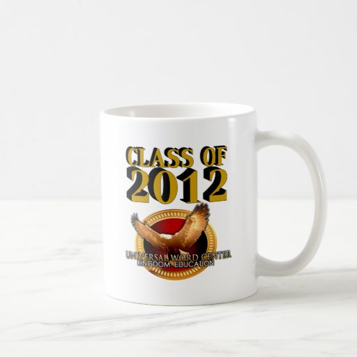 UWC Class of 2012 Coffee Mugs