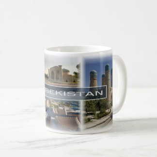 UZ Uzbekistan - Coffee Mug