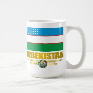 """Uzbek Pride"" Coffee Mug"