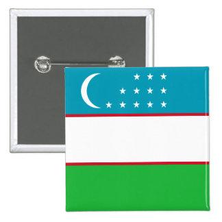 uzbekistan pins