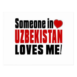 UZBEKISTAN Celebrating Years Of Being Awesome Postcard