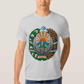 Uzbekistan Coat of Arms T-shirt
