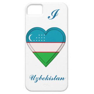 Uzbekistan Uzbekistani flag iPhone 5 Cover