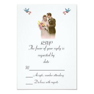 V21  Wedding Invitation RSVP