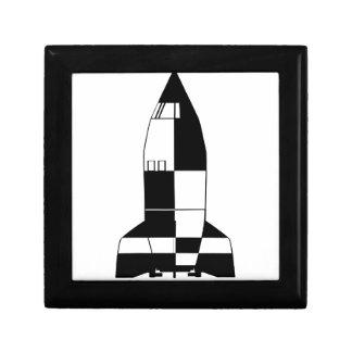 V2 German World War 2 Rocket Cartoon Gift Box