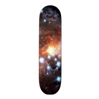 V838 Monocerotis 21.6 Cm Skateboard Deck