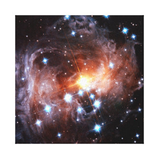 V838 Monocerotis Gallery Wrapped Canvas