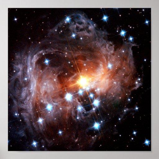 V838 Monocerotis Posters