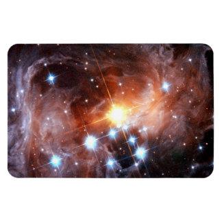 V838 Monocerotis Rectangular Photo Magnet