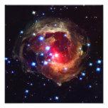 V838 Monocerotis Star (Hubble Telescope)