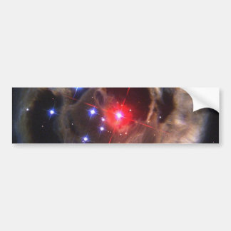 V838 Monocerotis star NASA Bumper Sticker