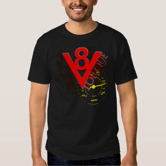 V8 Torque #1 Tee Shirt
