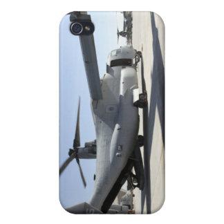 V-22 Osprey tiltrotor aircraft 2 iPhone 4 Cases