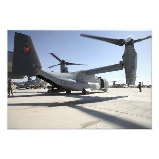 V-22 Osprey tiltrotor aircraft 2 Photographic Print
