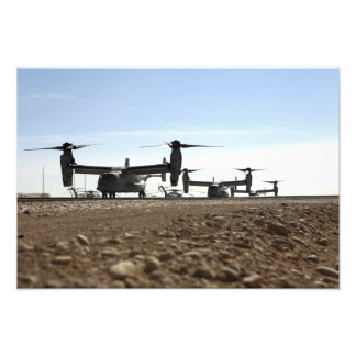 V-22 Osprey tiltrotor aircraft Photo