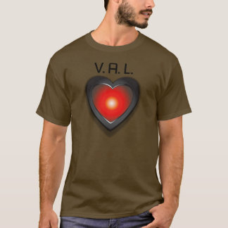 V.A.L. 9000 Love Machine T-Shirt