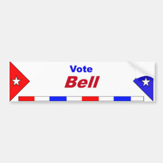 V Bell Bumper Stickers