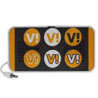 V!Dub Music MP3 Speaker