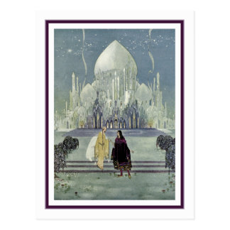 V F Sterrett - Old French Fairy Tales Post Card