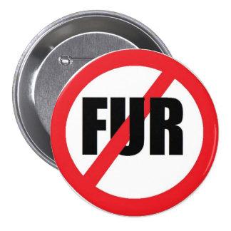 V-fur 7.5 Cm Round Badge