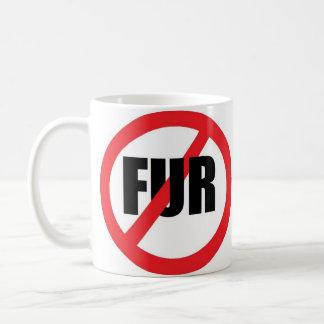 V-fur Basic White Mug