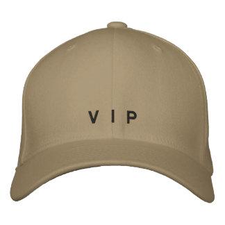V I P EMBROIDERED HATS