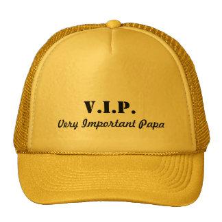 V.I.P. Very Important Papa Cap