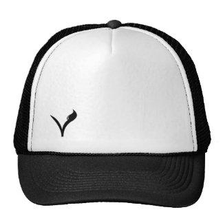V is for Vegan Hat