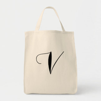 V is for Vegan Tote