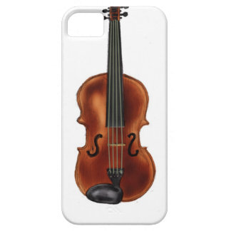 V is for Violin iPhone 5 Cover