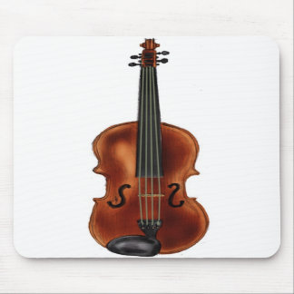 V is for Violin Mouse Pads