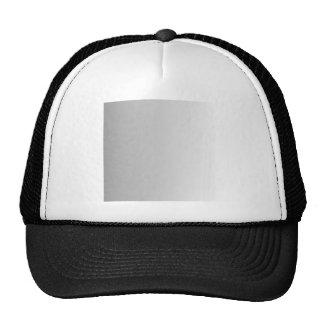 V Linear Gradient - Gray to White Trucker Hat