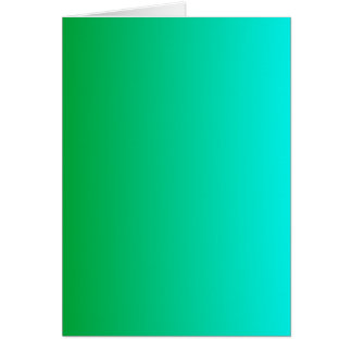 V Linear Gradient - Green to Cyan Cards