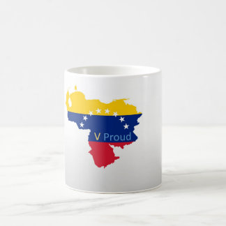 V proud Mug