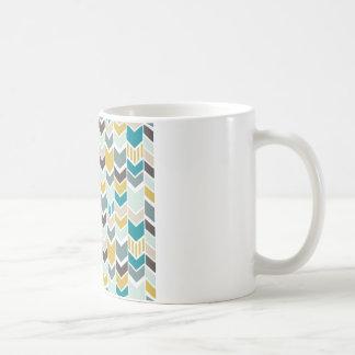 v-shape coffee mugs