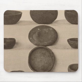 V Stone vessels, So California Mouse Mat