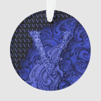 V - The Falck Alphabet Blue